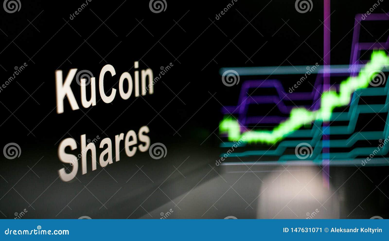 Segno di Cryptocurrency Il comportamento degli scambi di cryptocurrency, concetto Tecnologie finanziarie moderne