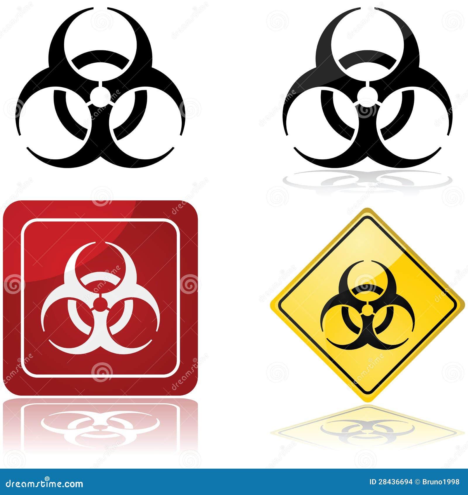 Segno di rischio biologico