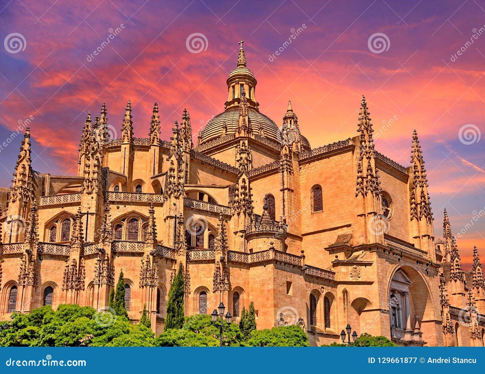 Segovia, Hiszpania