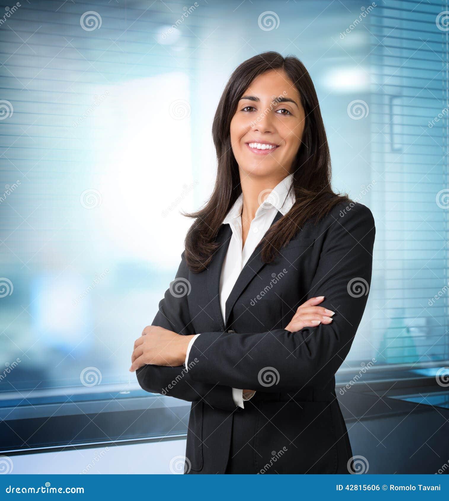 Segretario in ufficio fotografia stock. Immagine di ...
