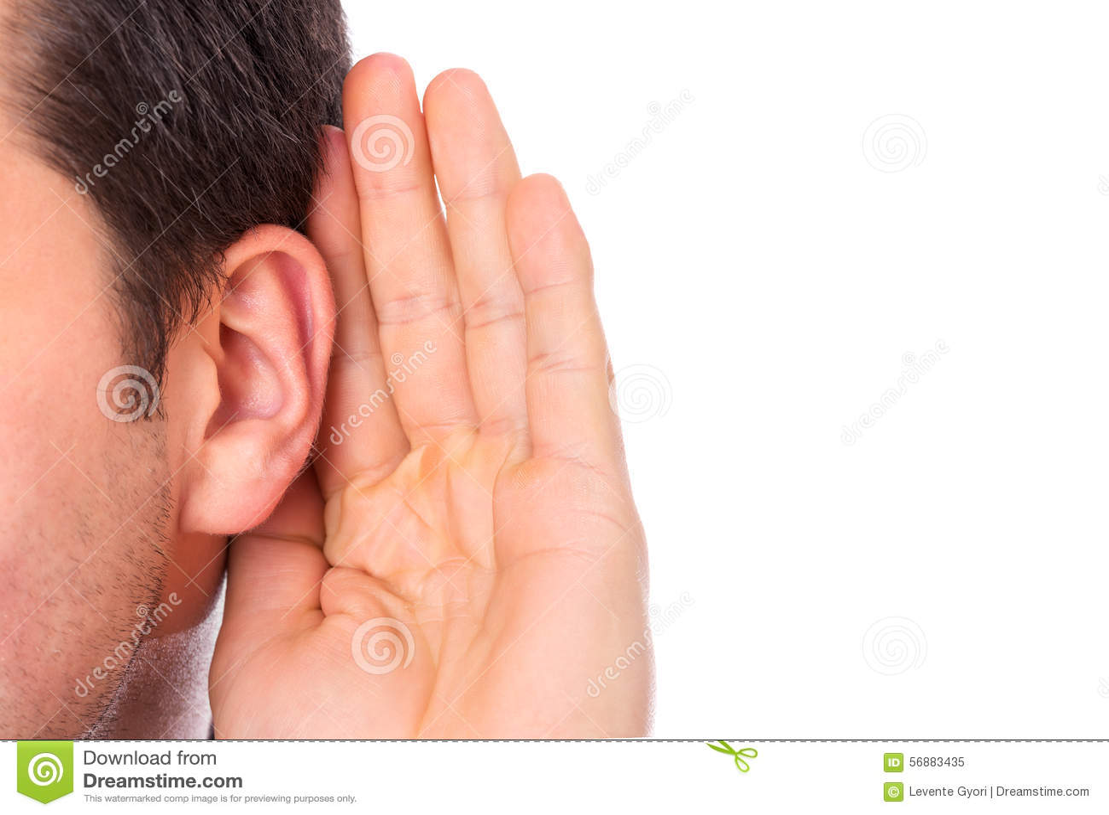 Segreto d ascolto dell orecchio