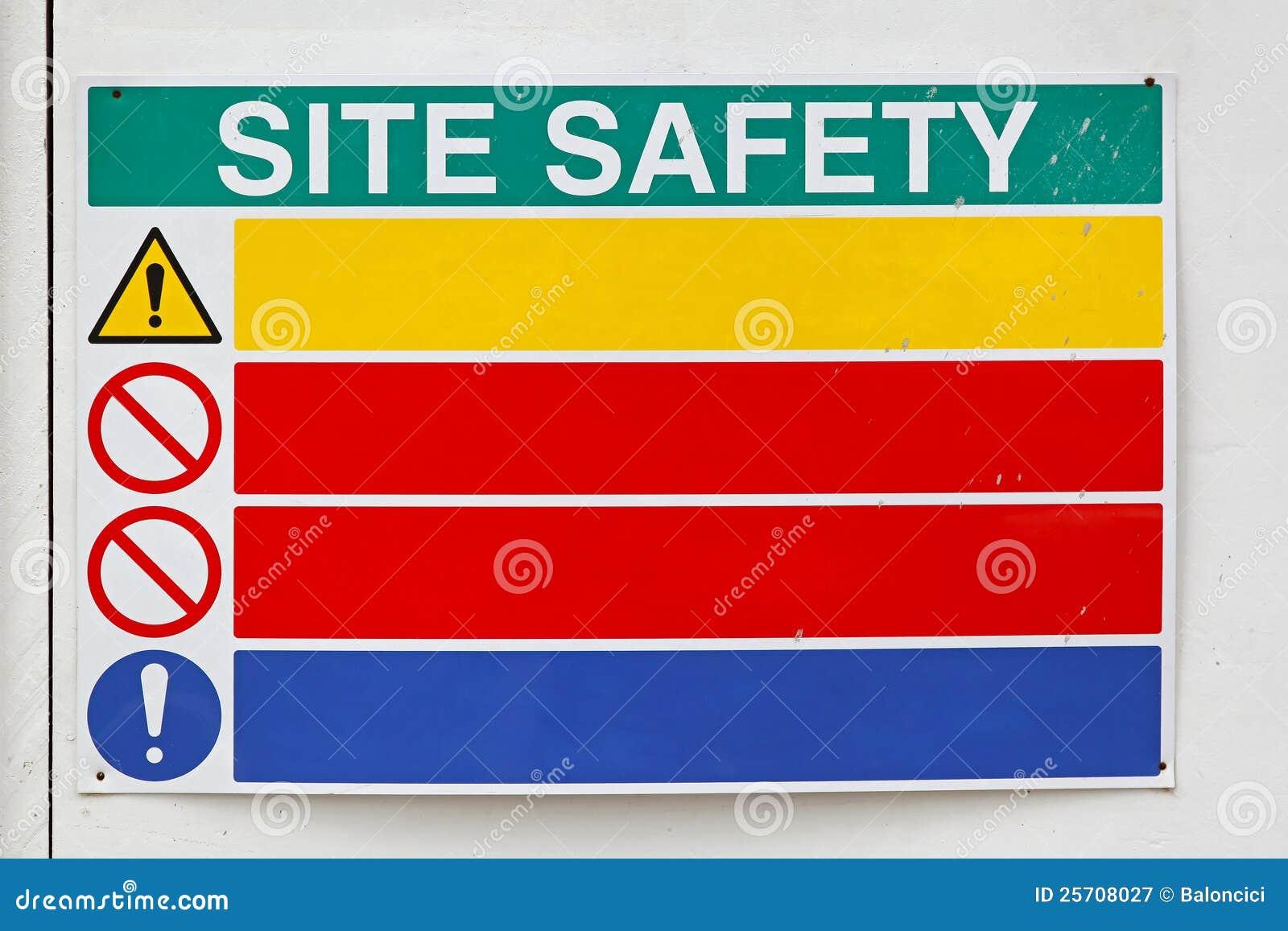 Segurança do local