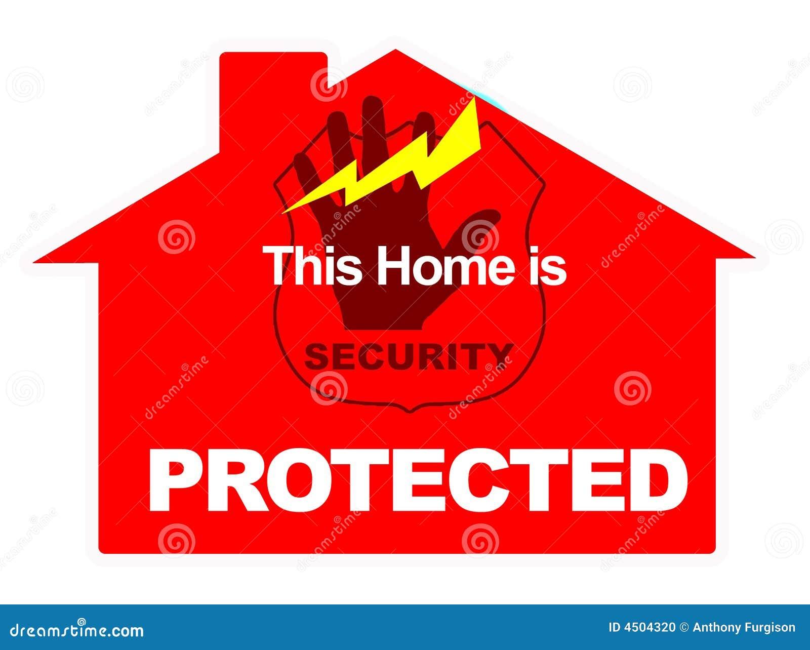 Segurança Home do alarme do mercado