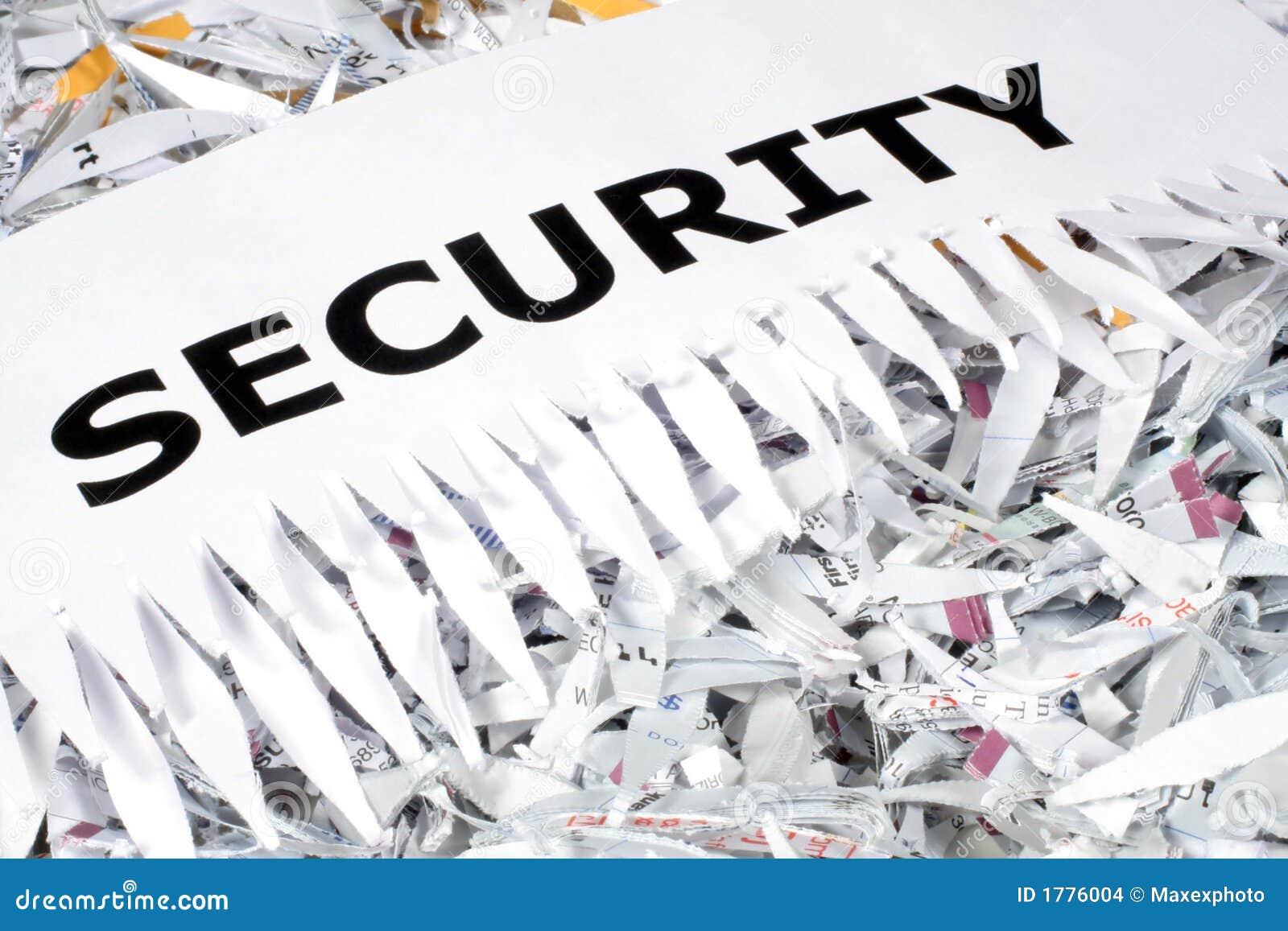 Seguridad de información