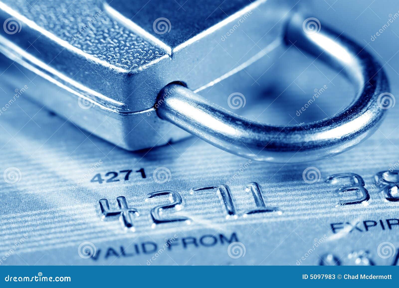 Seguridad de la tarjeta de crédito
