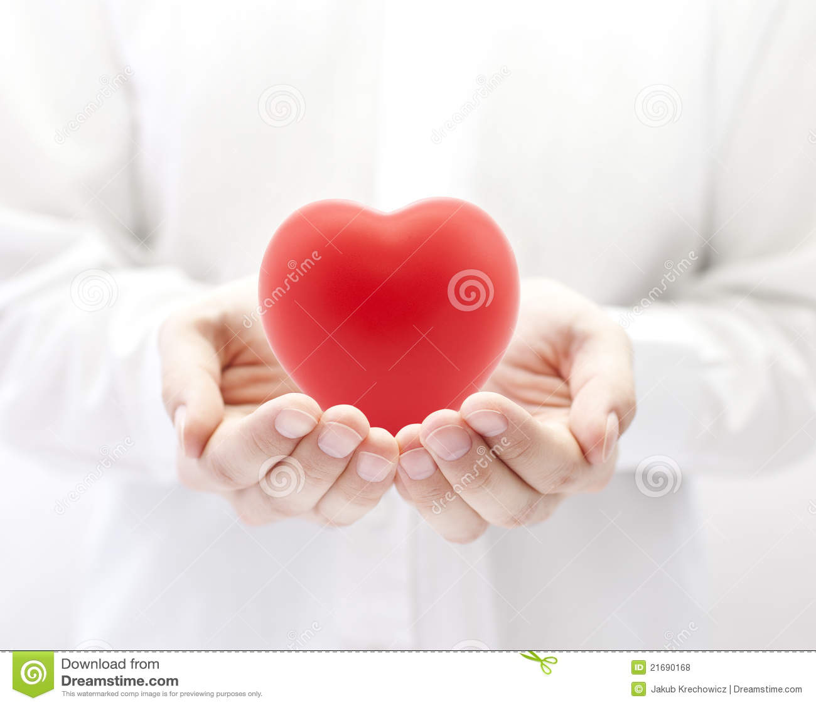 Seguro médico o concepto del amor