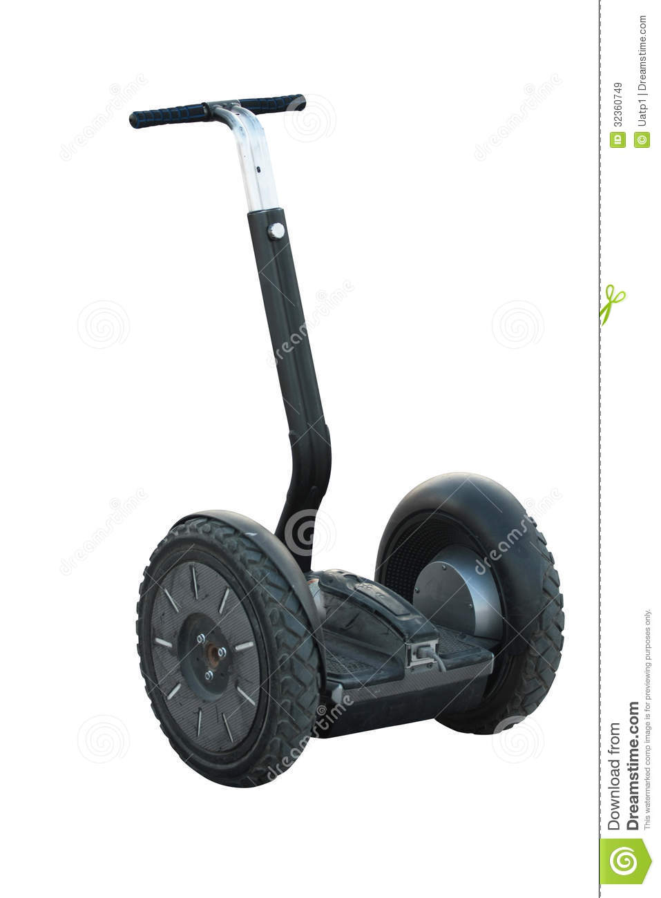 Segway Royalty Free Stock Images - Image: 32360749