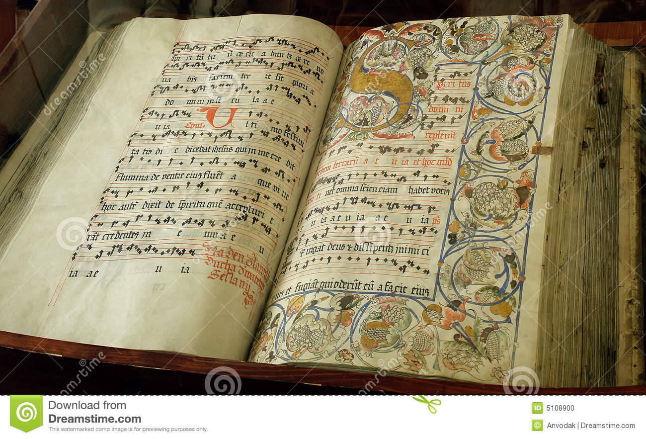 Sehr altes frommes Buch