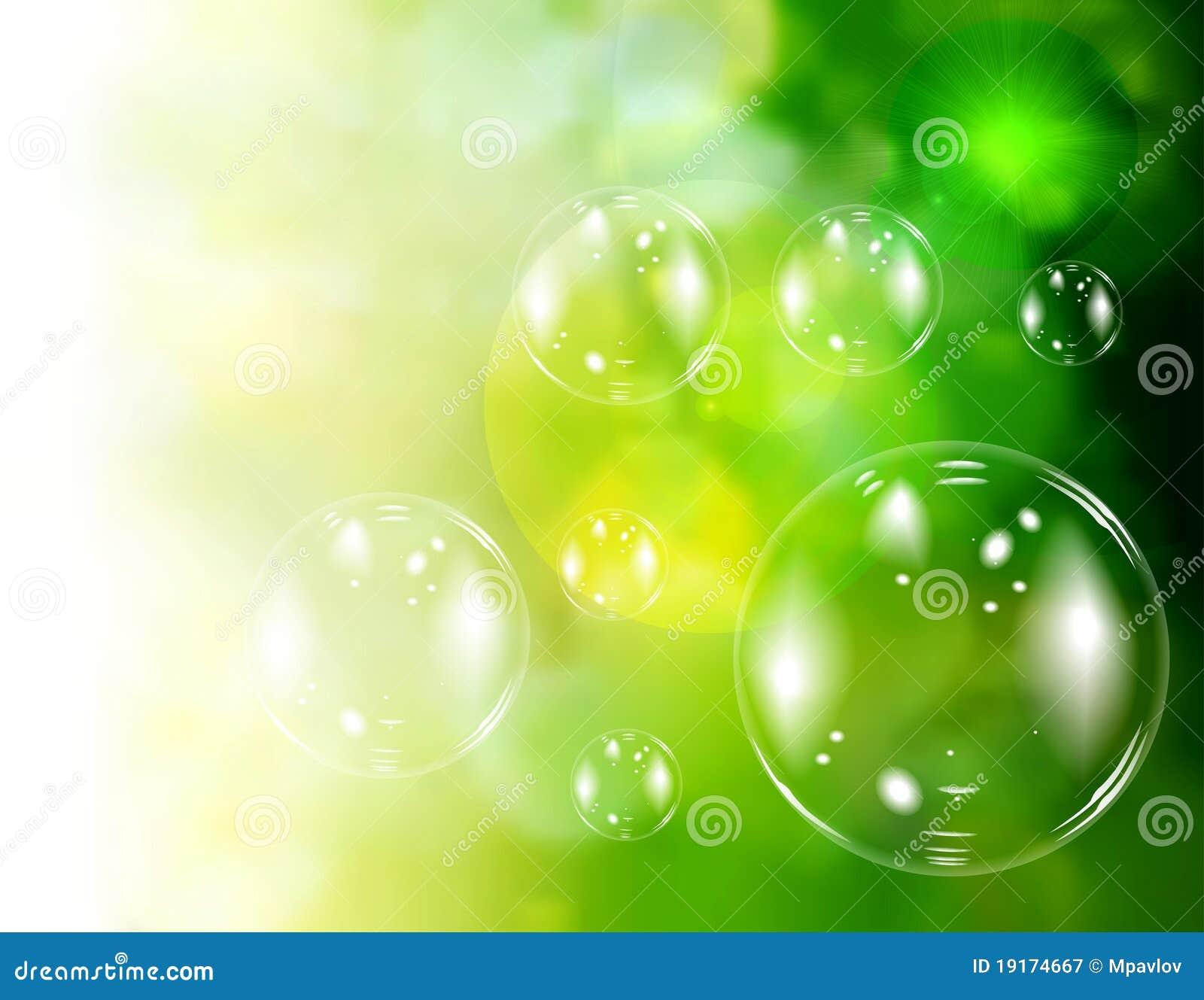Seifenluftblasen