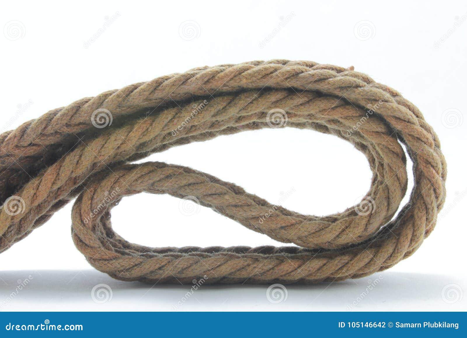 Seil oder Knoten