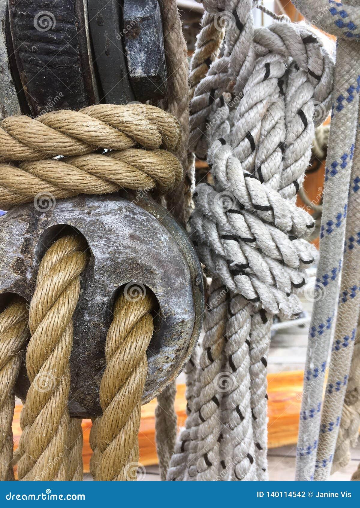 Seile, Seile und Seile