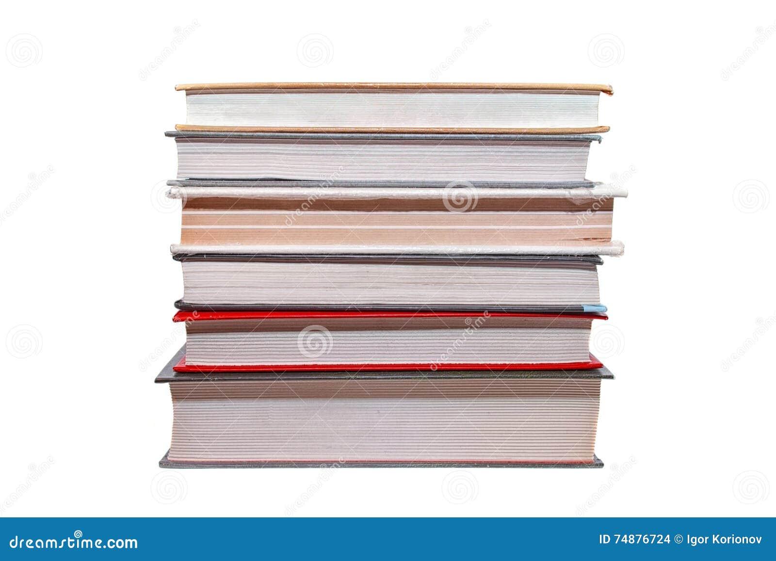 Seis livros velhos