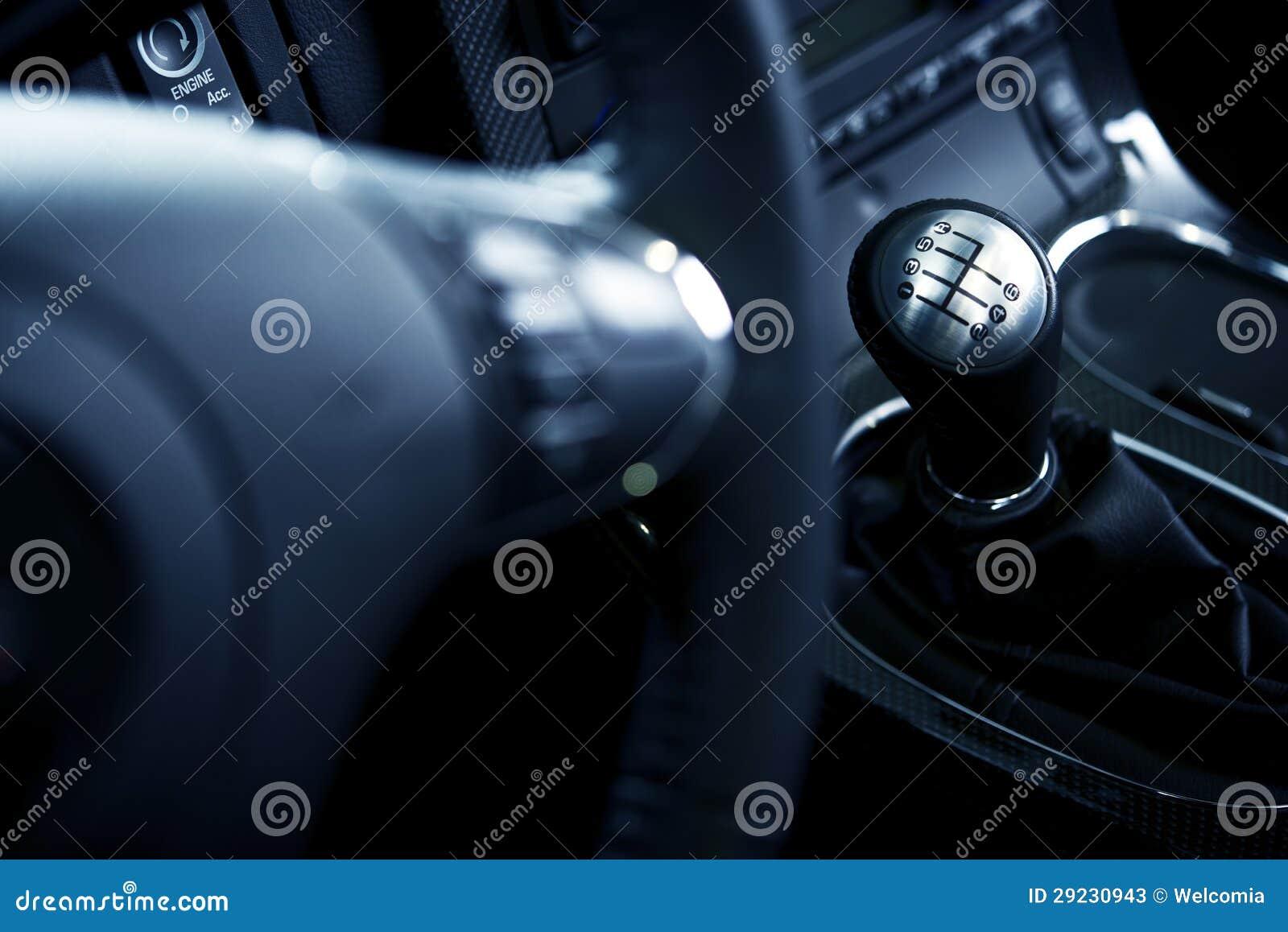 Download Seis Transmissões Da Velocidade Imagem de Stock - Imagem de veículo, manual: 29230943