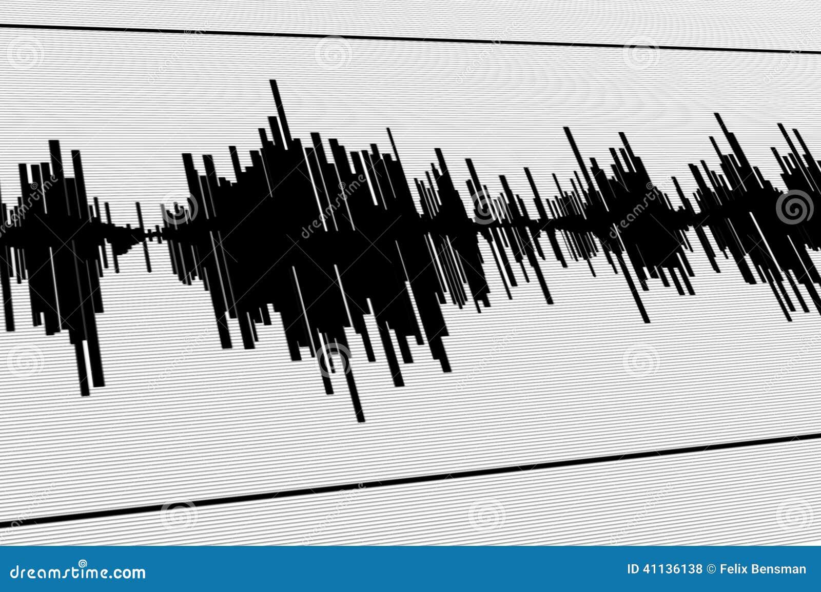 Seismisch diagram