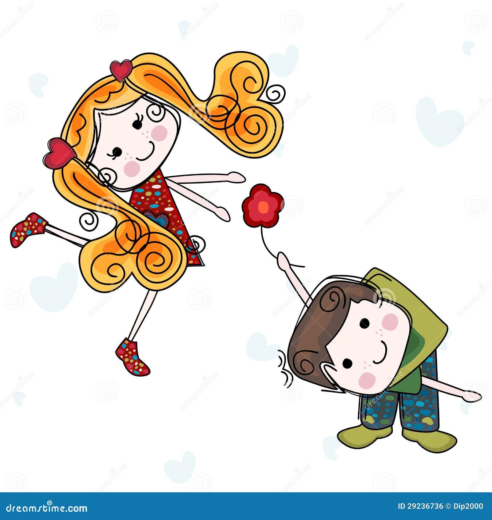 Download Seja meu Valentim ilustração do vetor. Ilustração de teens - 29236736
