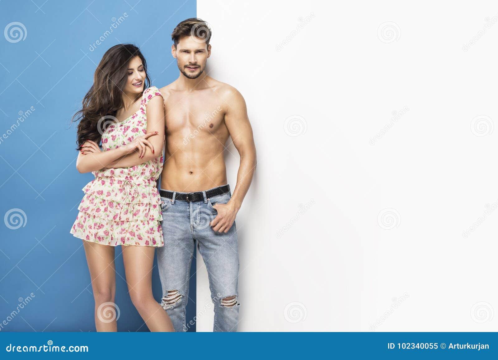 Seksowna lato para