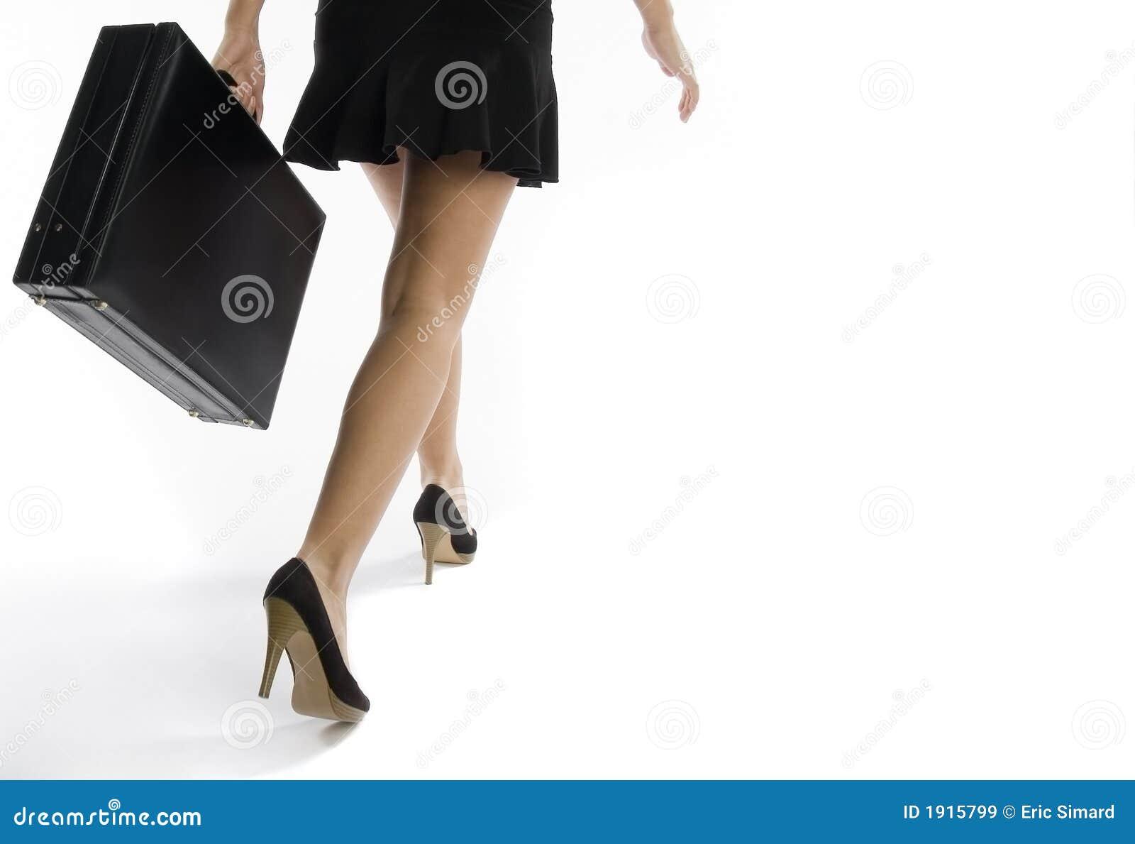 Seksowne kobiety biznesu