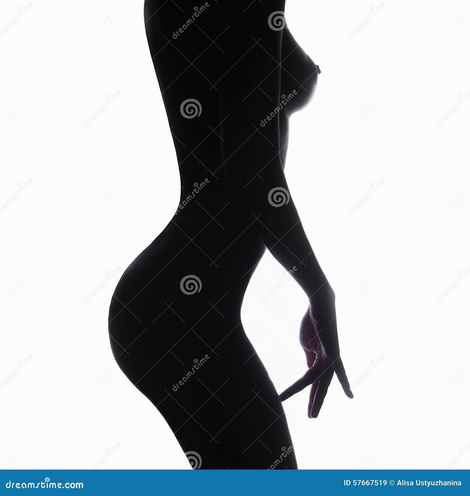 Seksowne kobiety nago