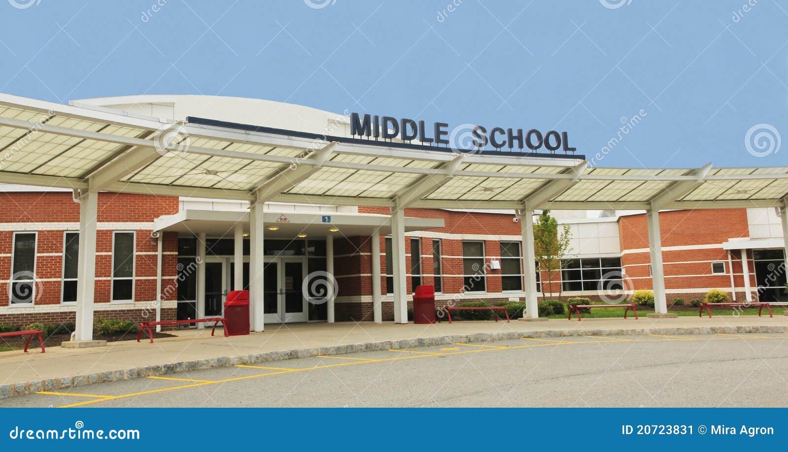 Sekundarschulegebäude