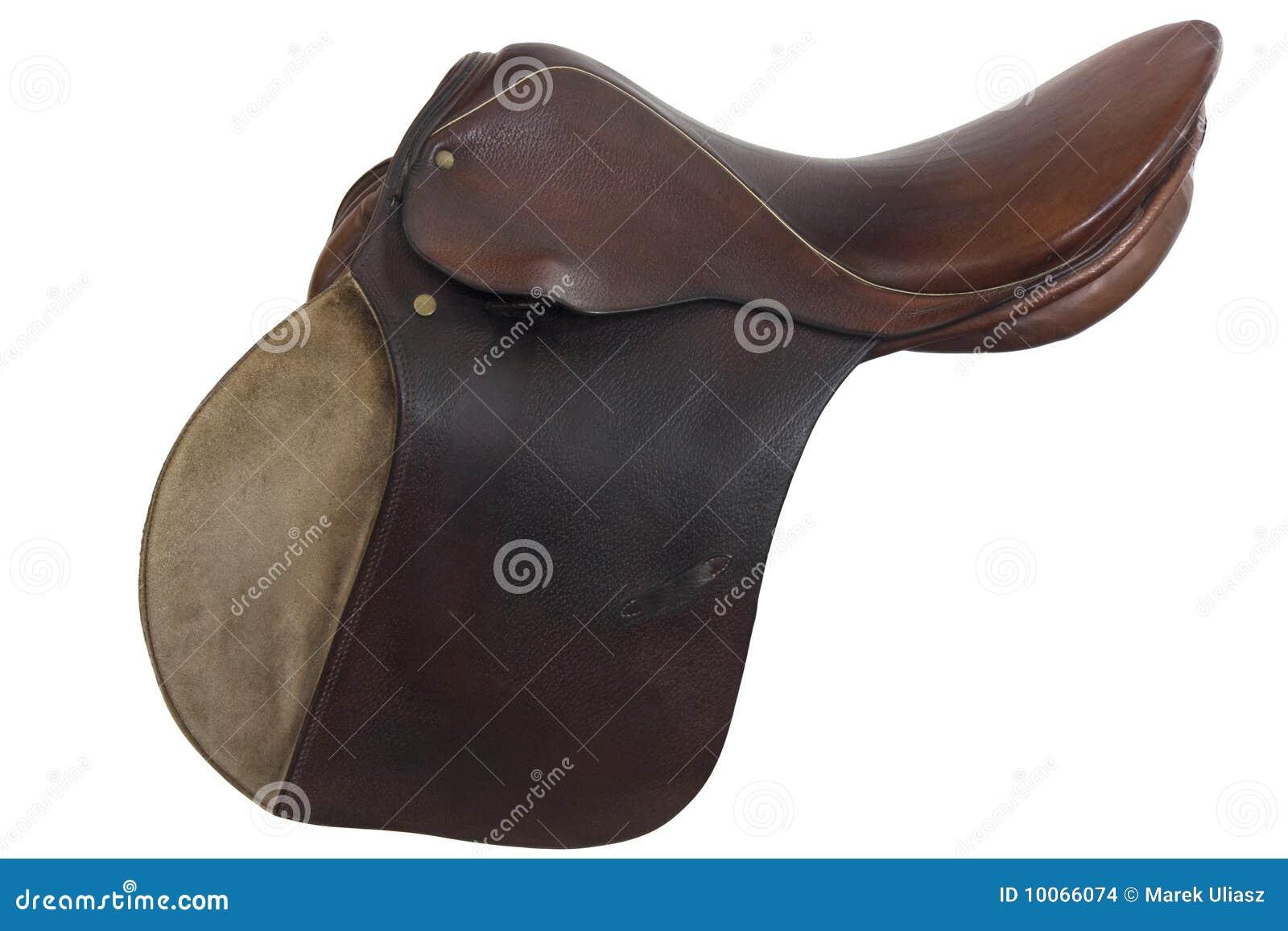 Sela usada do cavalo, estilo inglês