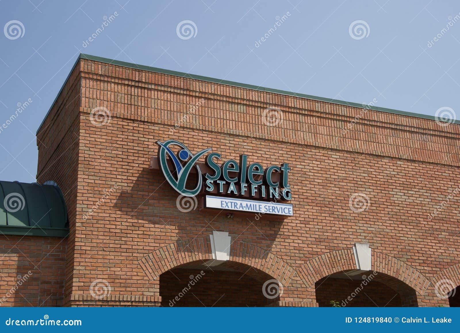 Selecteer het Bemannen, Olive Branch, de Mississippi