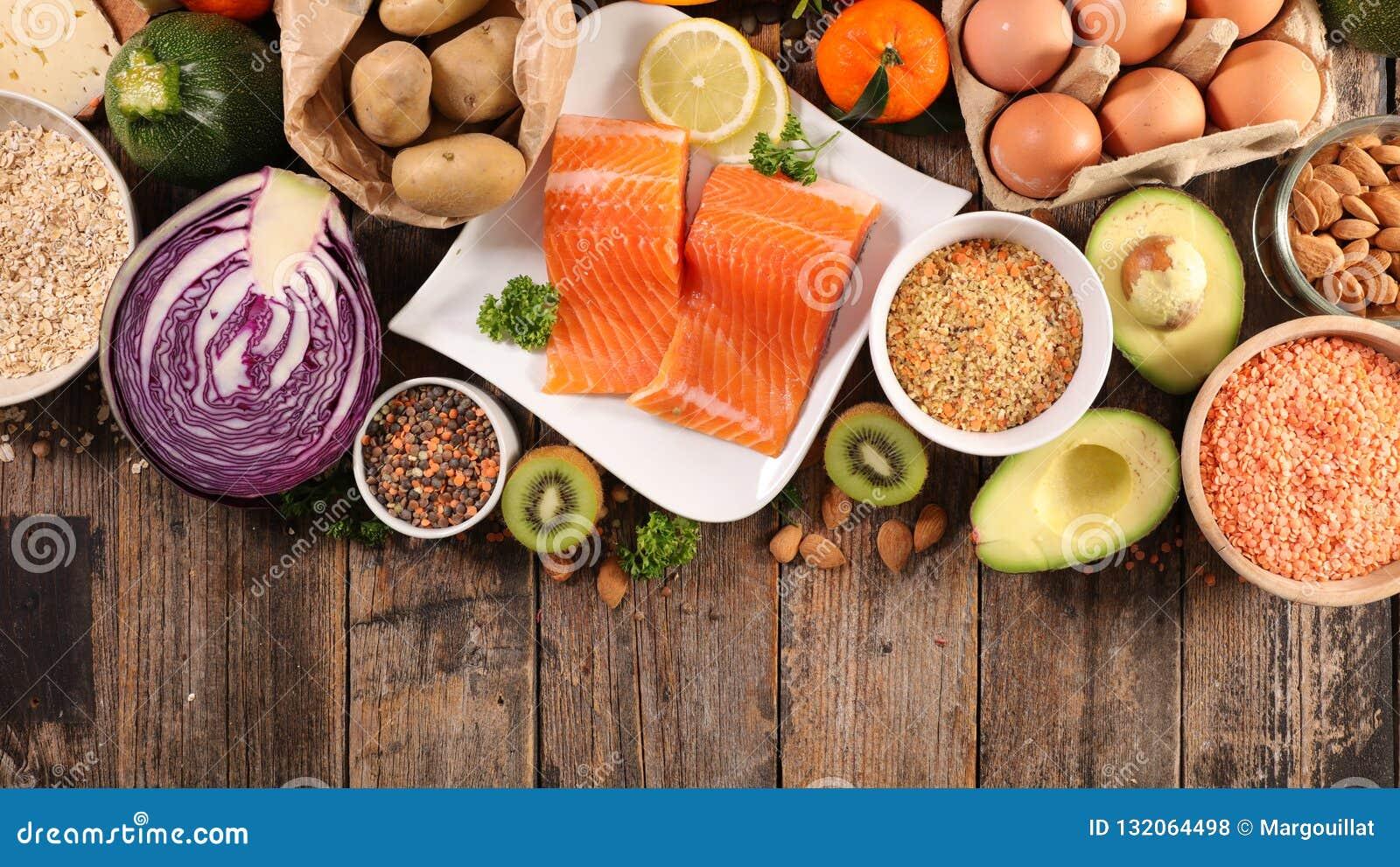 Selection health food