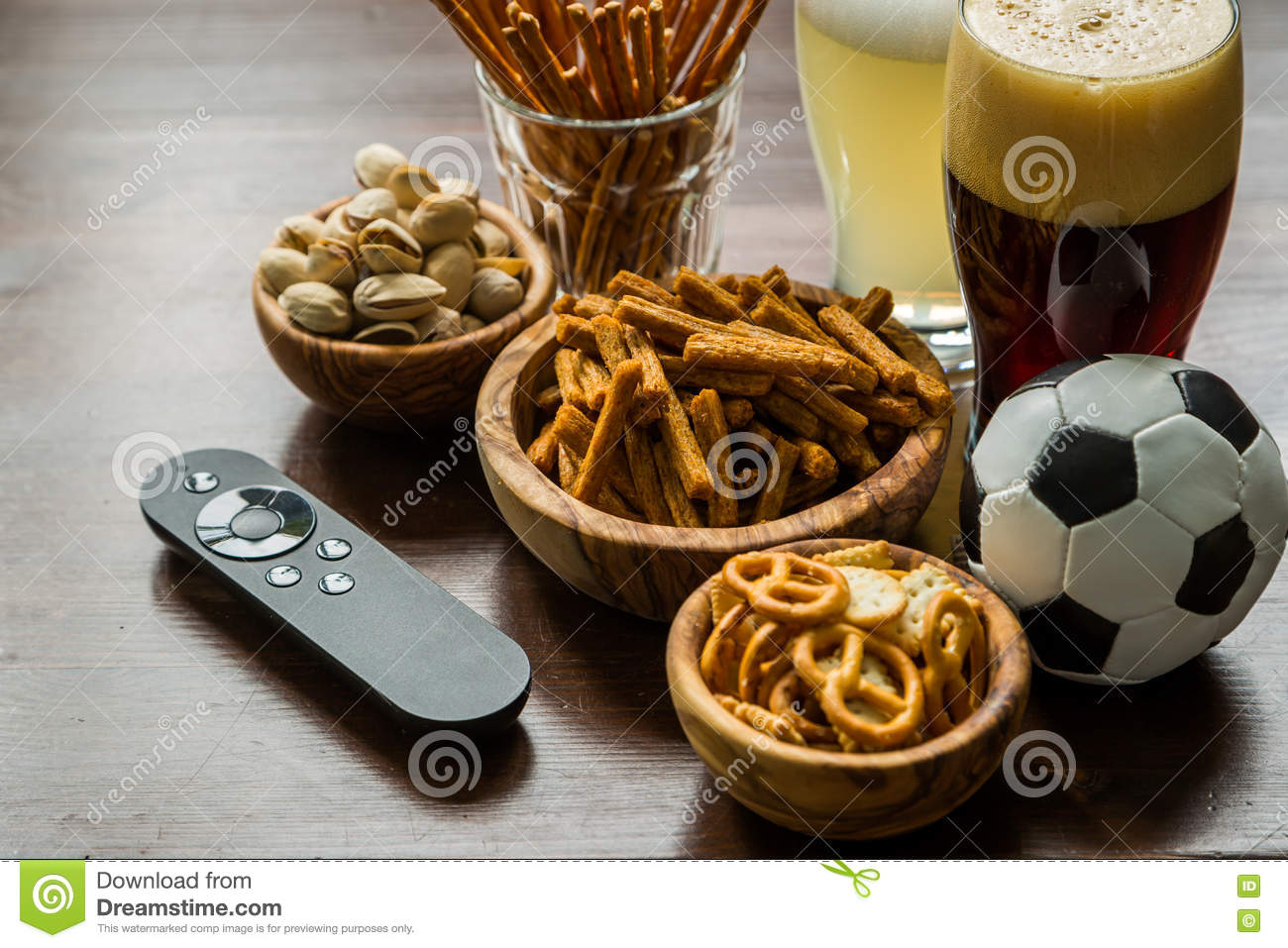 Food for Watching Football