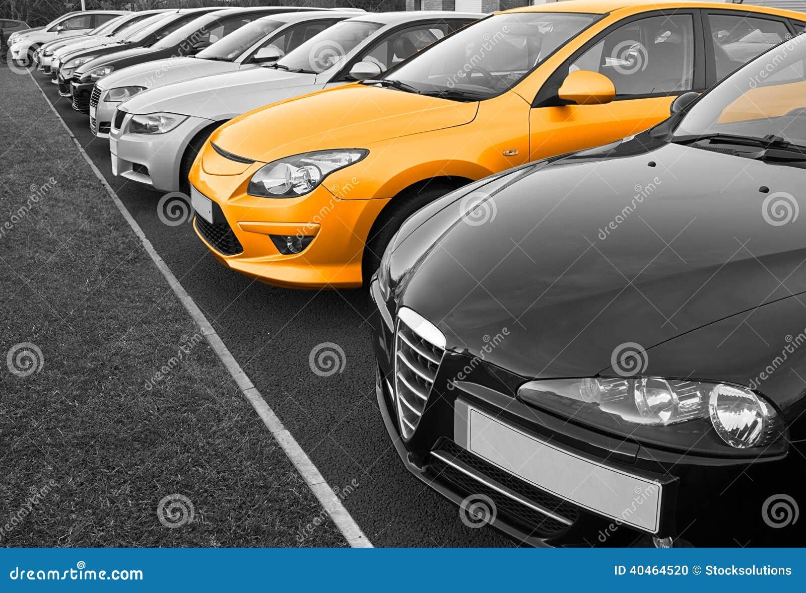 Selezione perfetta dell automobile