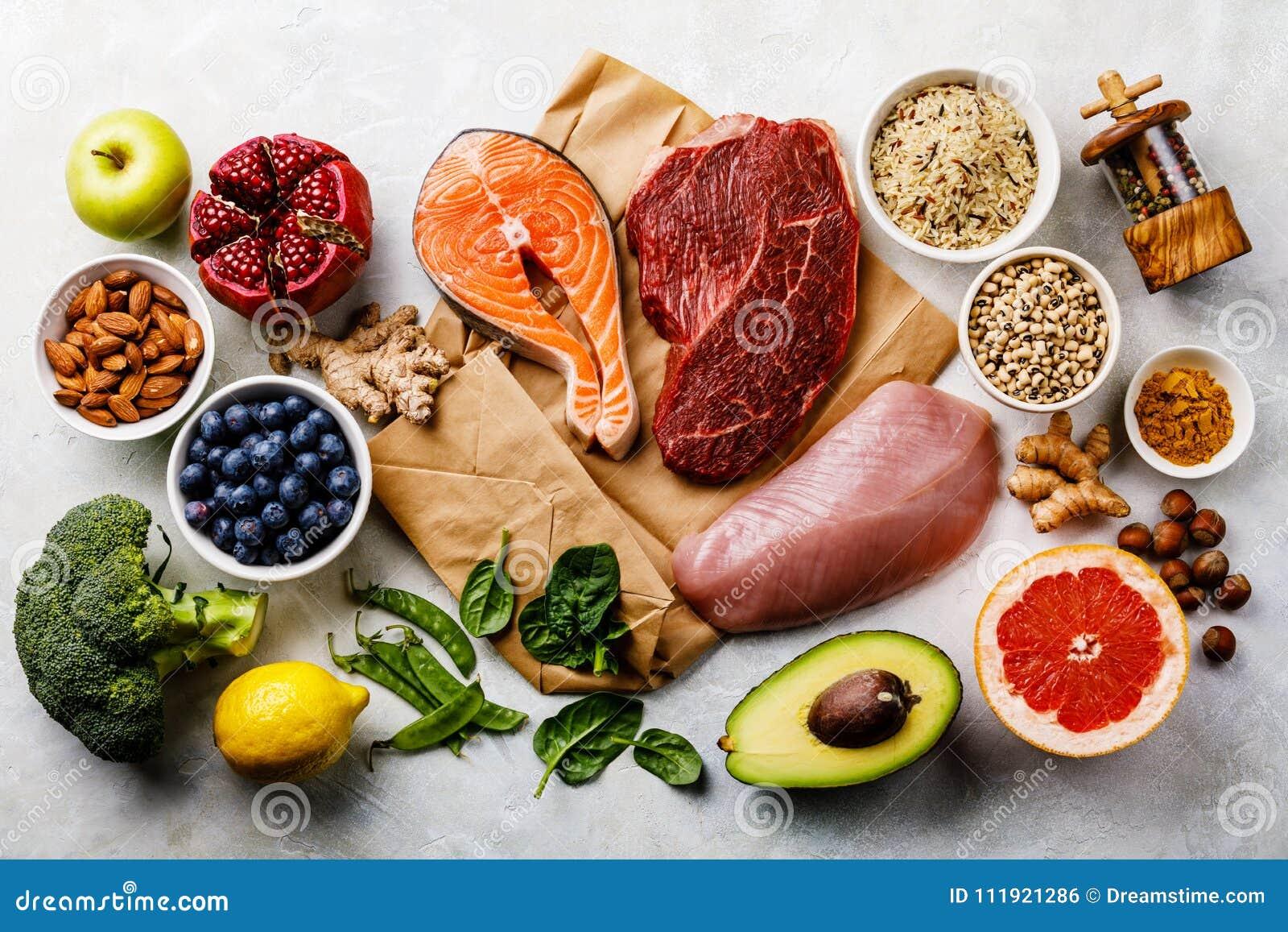 dieta pulita