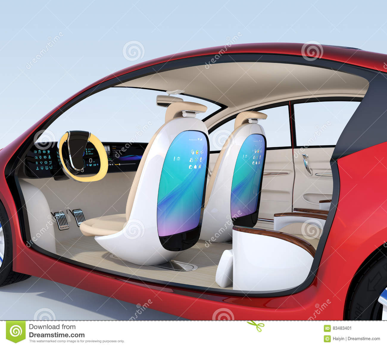 Self Driving Car Concept Www Pixshark Com Images