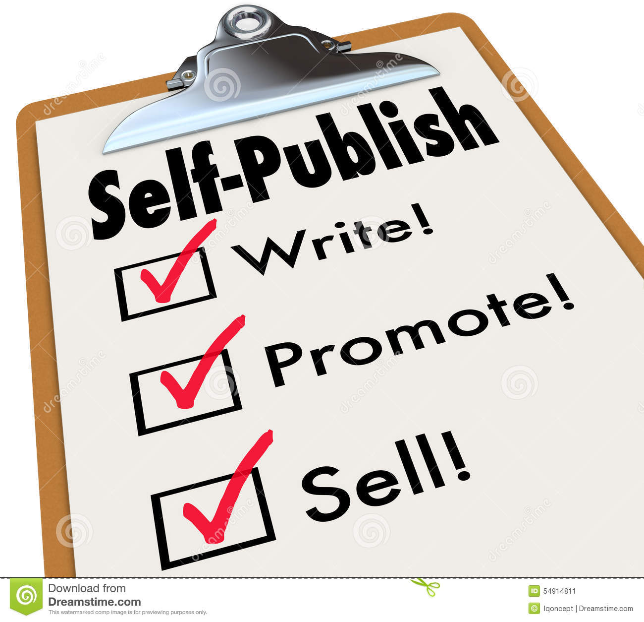 write and publish your own book for free