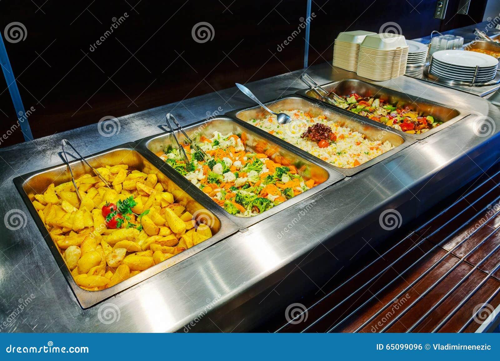 self serve restaurant business plans