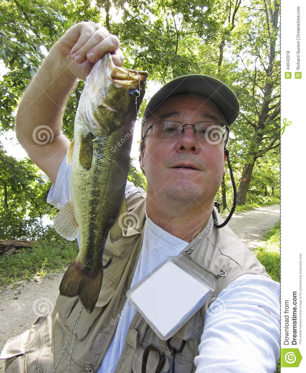 Selfie With Bass