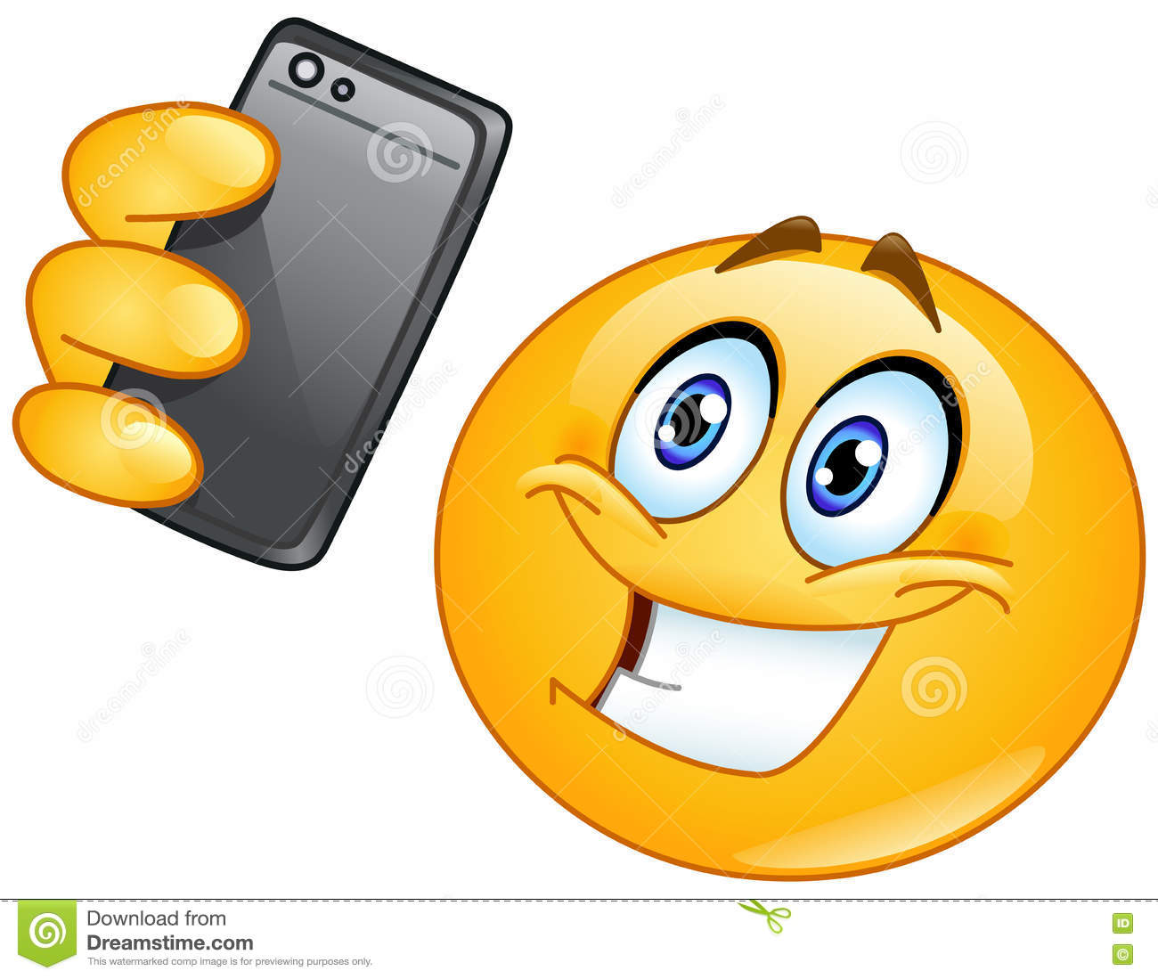 Stock Illustration Selfie Emoticon Vector Design Taking Image71113666 on apple juice clip art