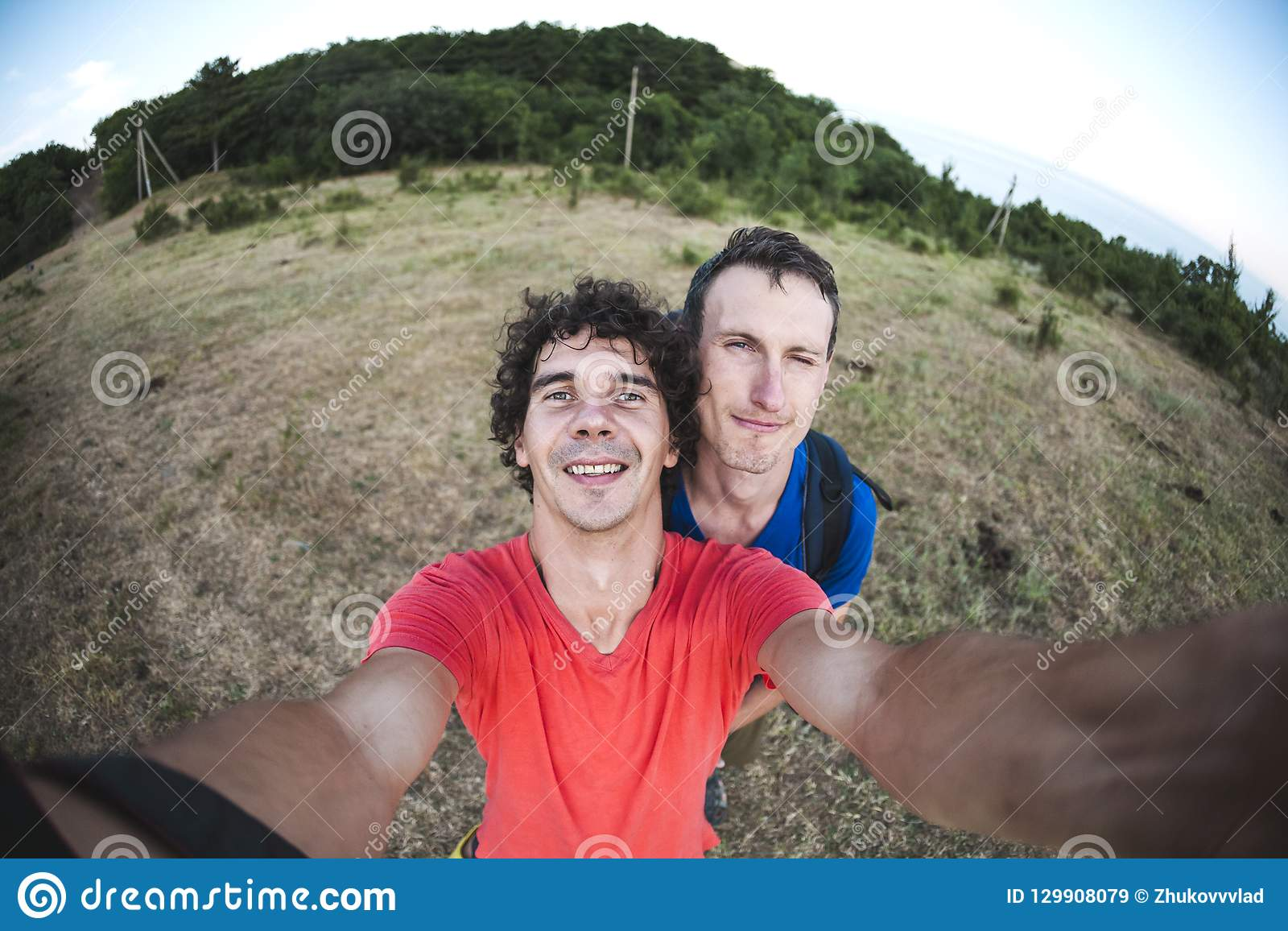 Selfie pics of guys