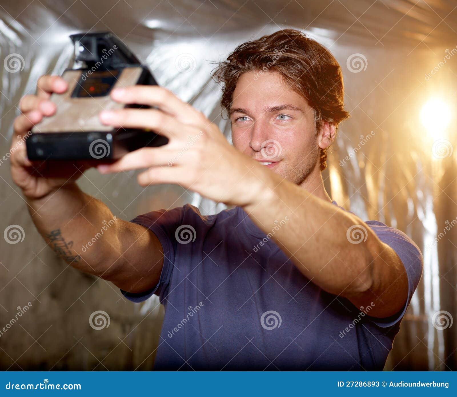 Selfportraitkort