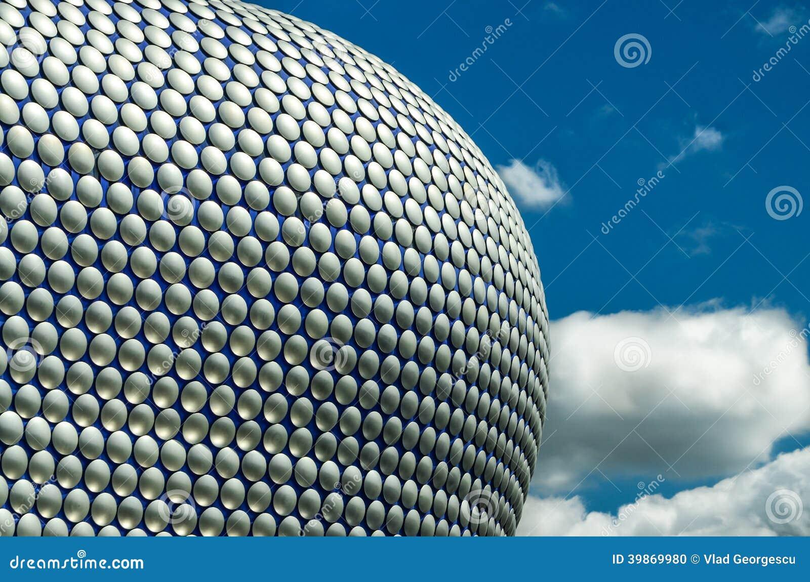 Selfridges Birmingham modern architecture