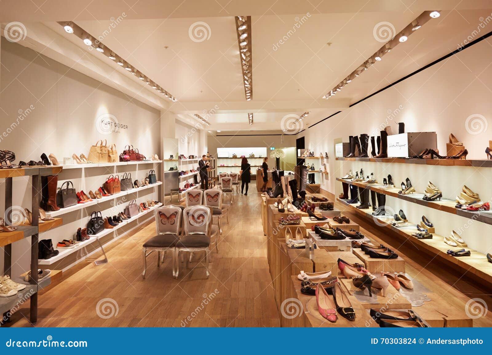 b2158ee8b918f Selfridges Department Store Interior