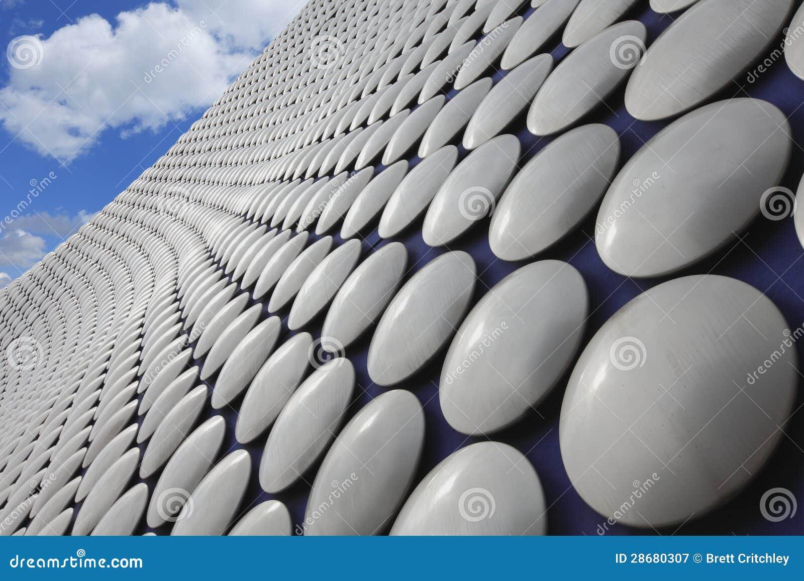 Selfridges som bygger Birmingham
