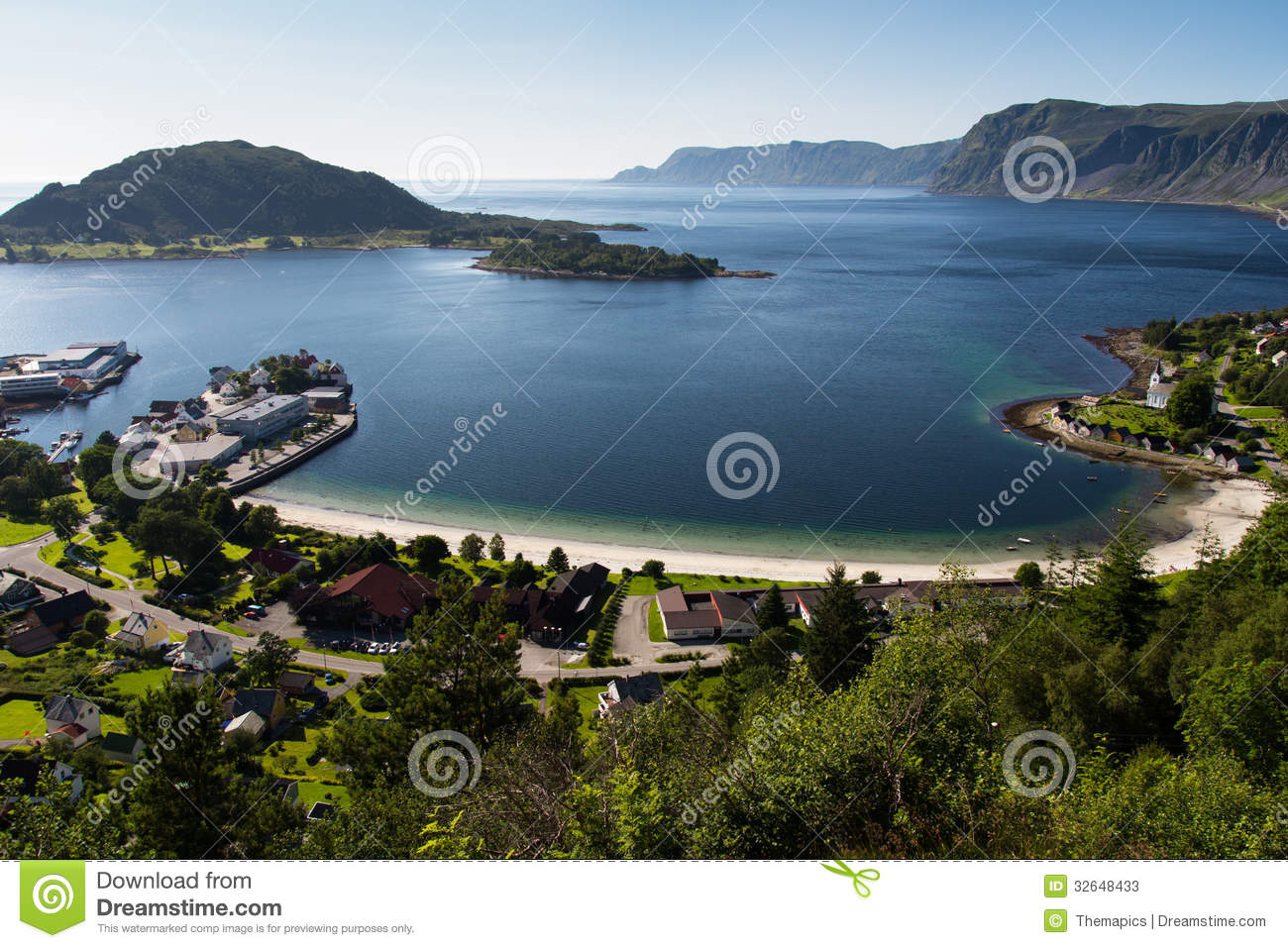Selje At Stad In Norway Stock Photos Image 32648433