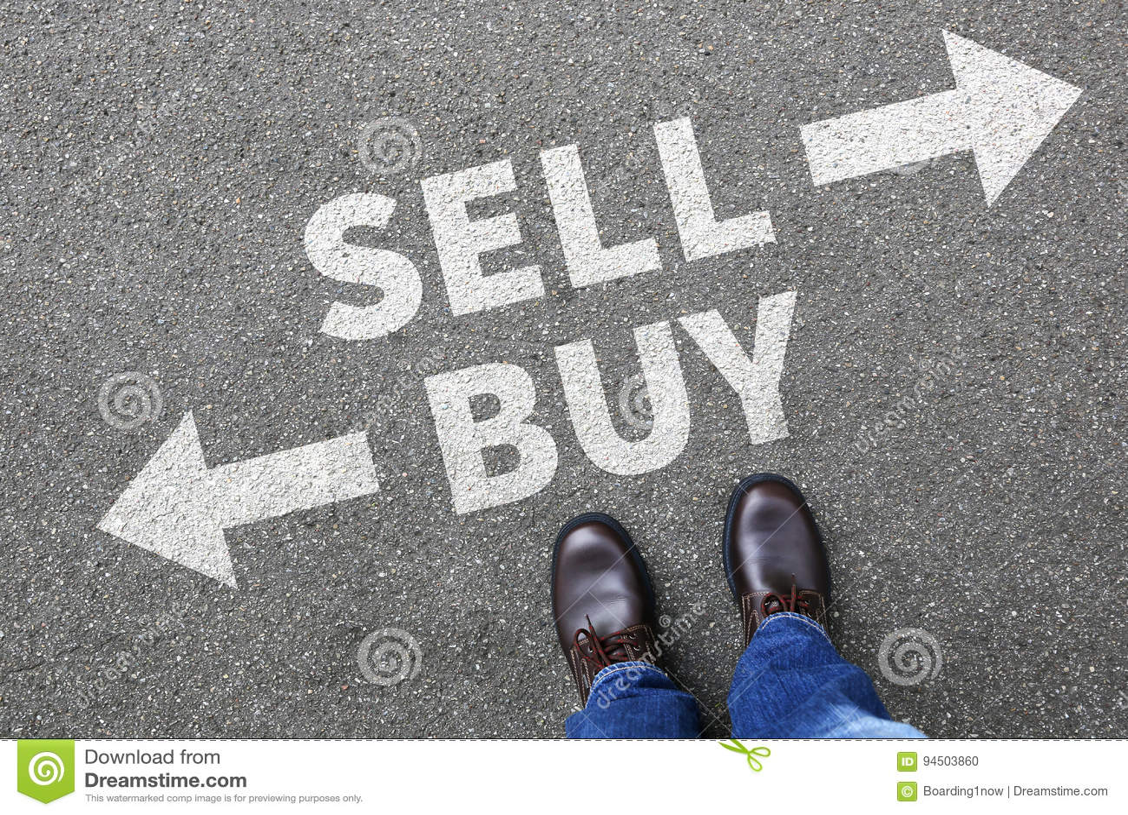 Sell buy selling buying goods trading stock exchange banking bus