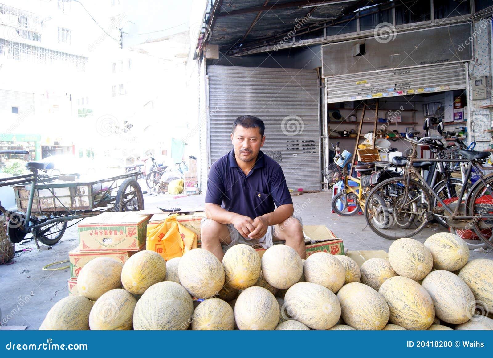 Sell för hamimanmelon