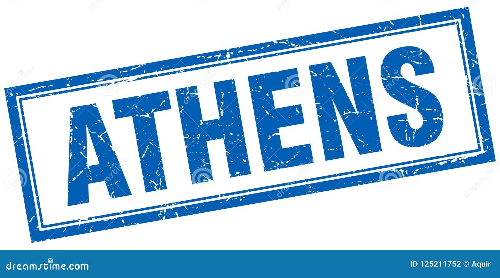 Sello de Atenas