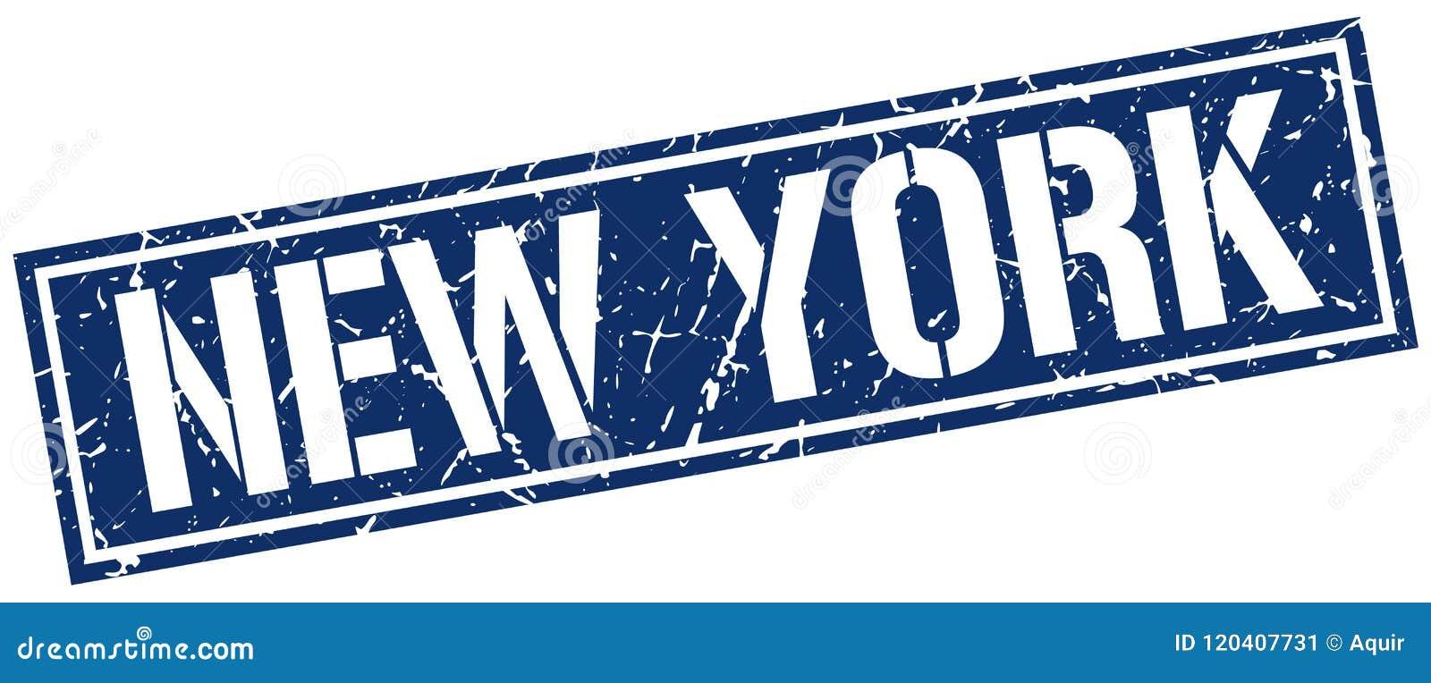 Sello de Nueva York