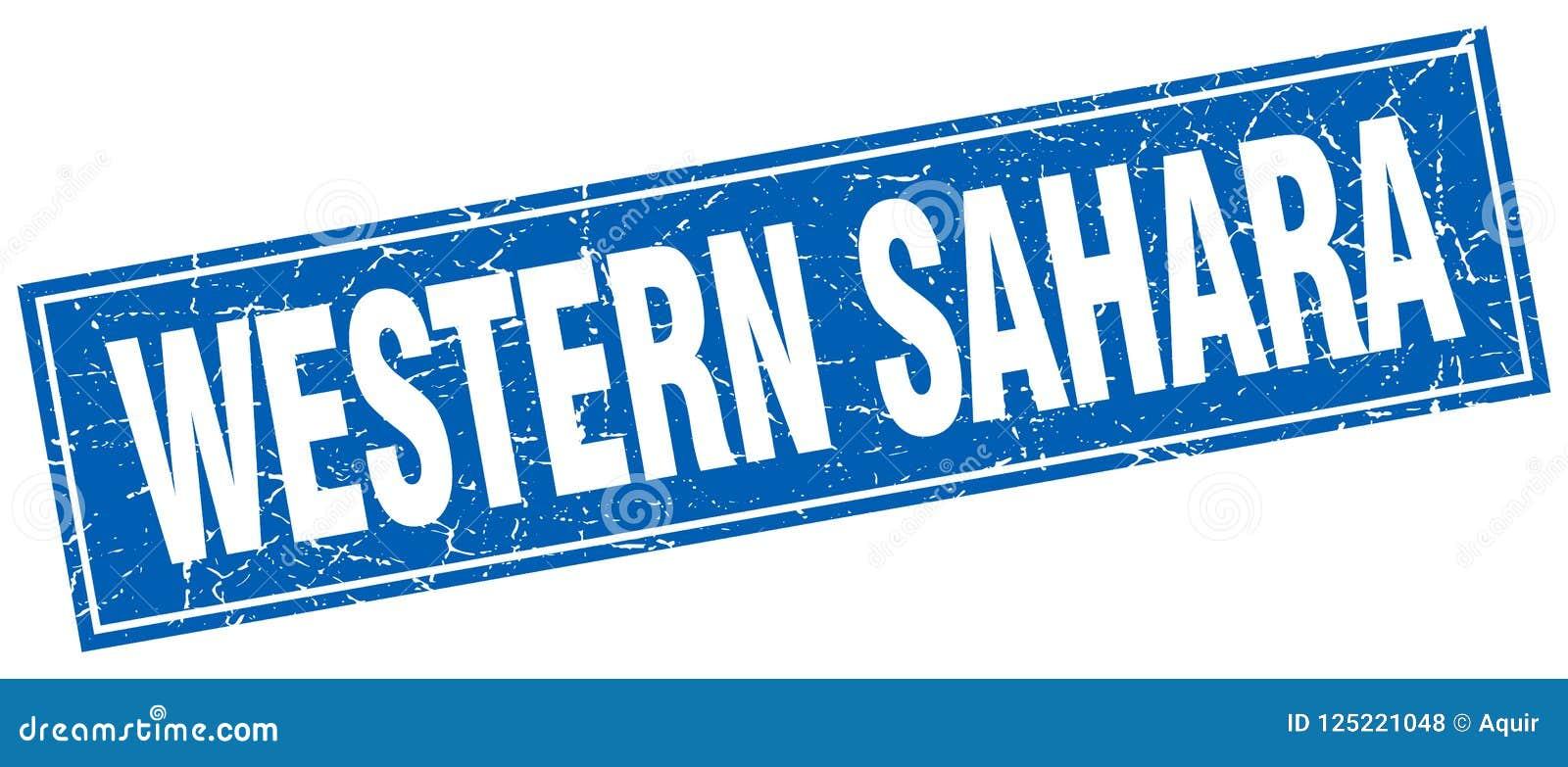 Sello de Western Sahara