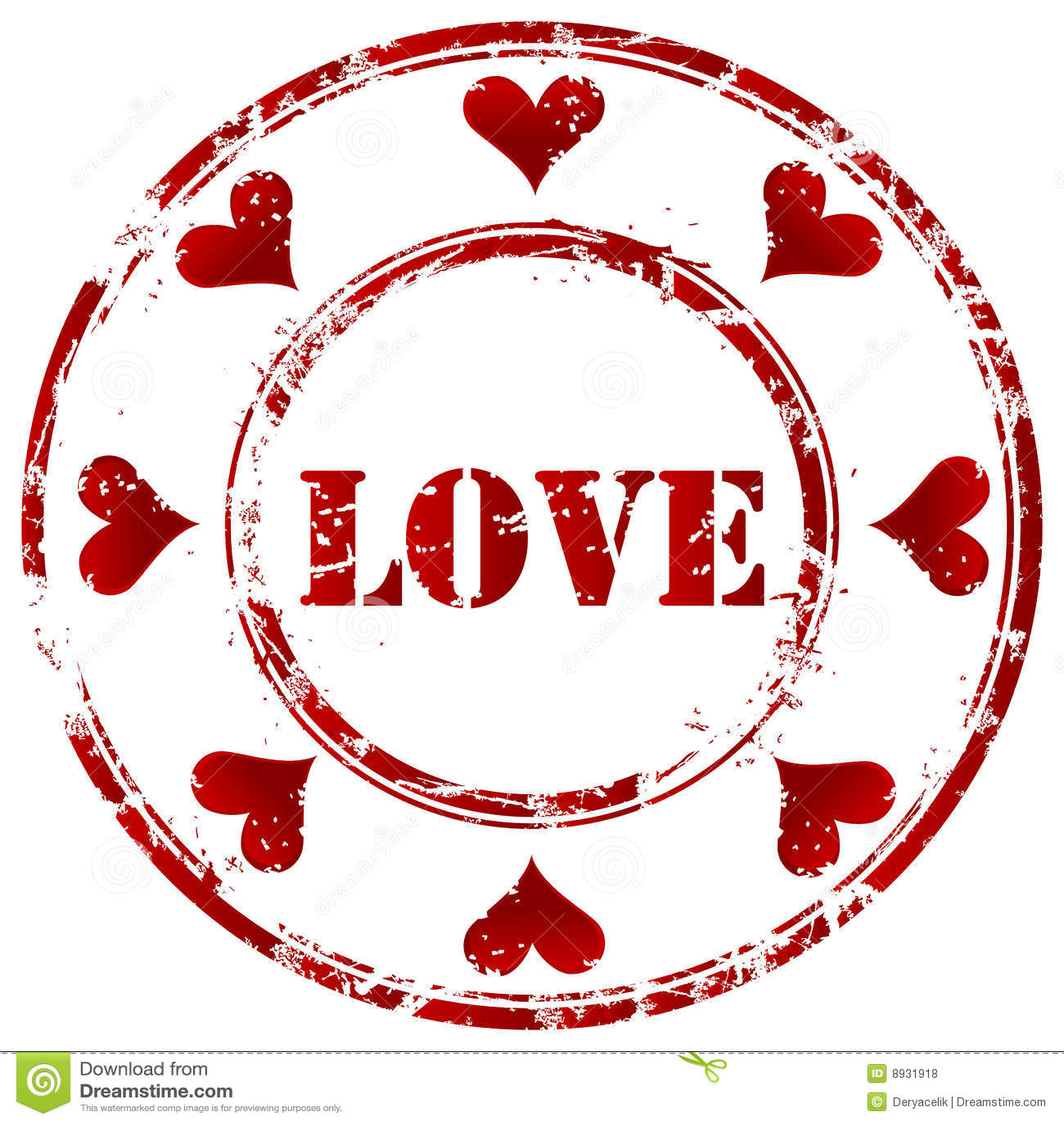 Sello del amor