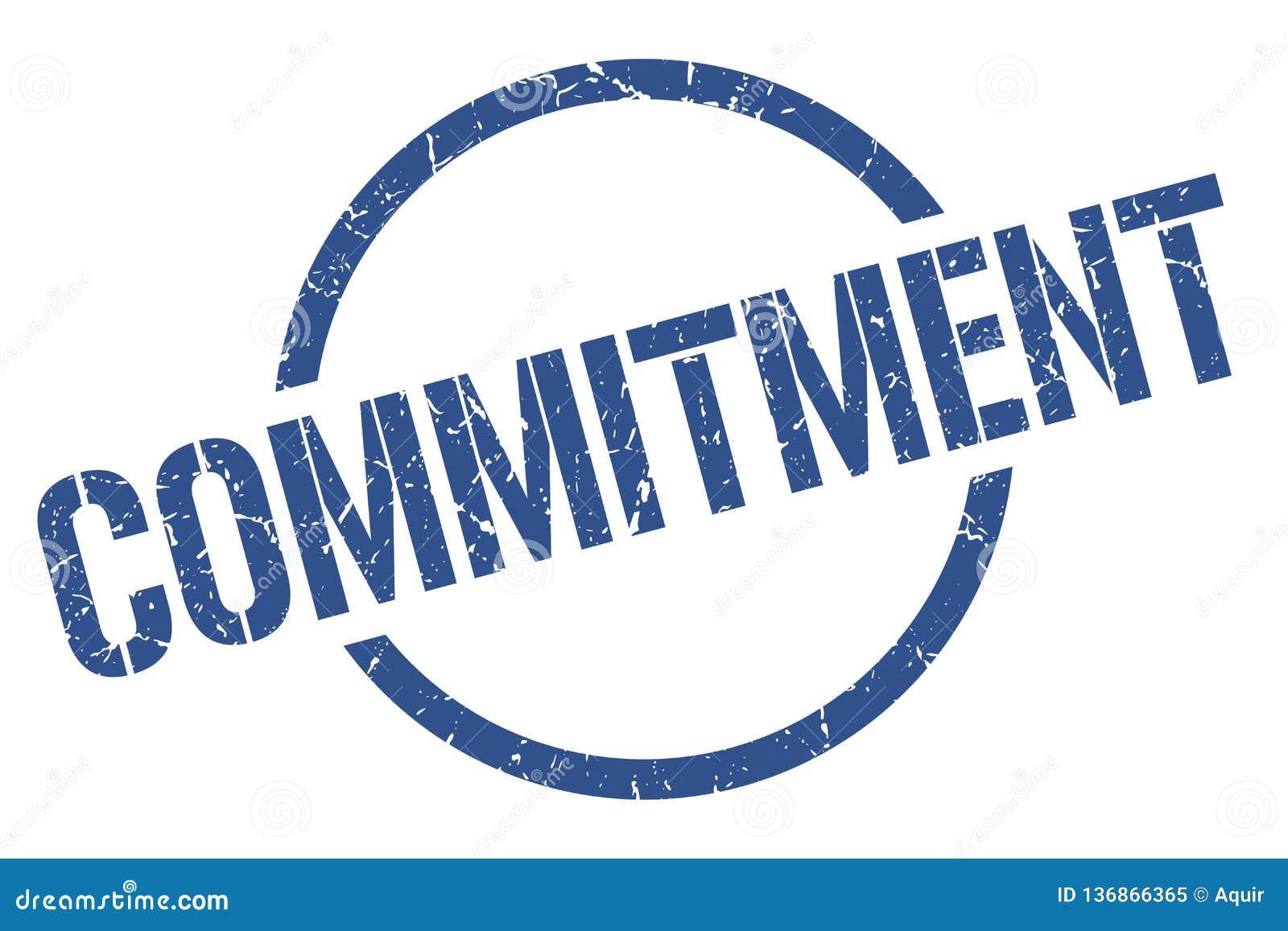 Sello del compromiso