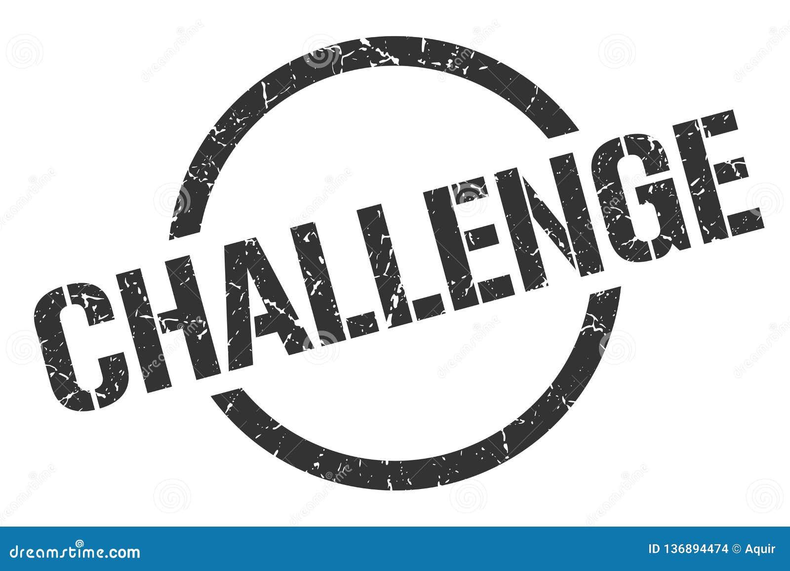 Sello del desafío