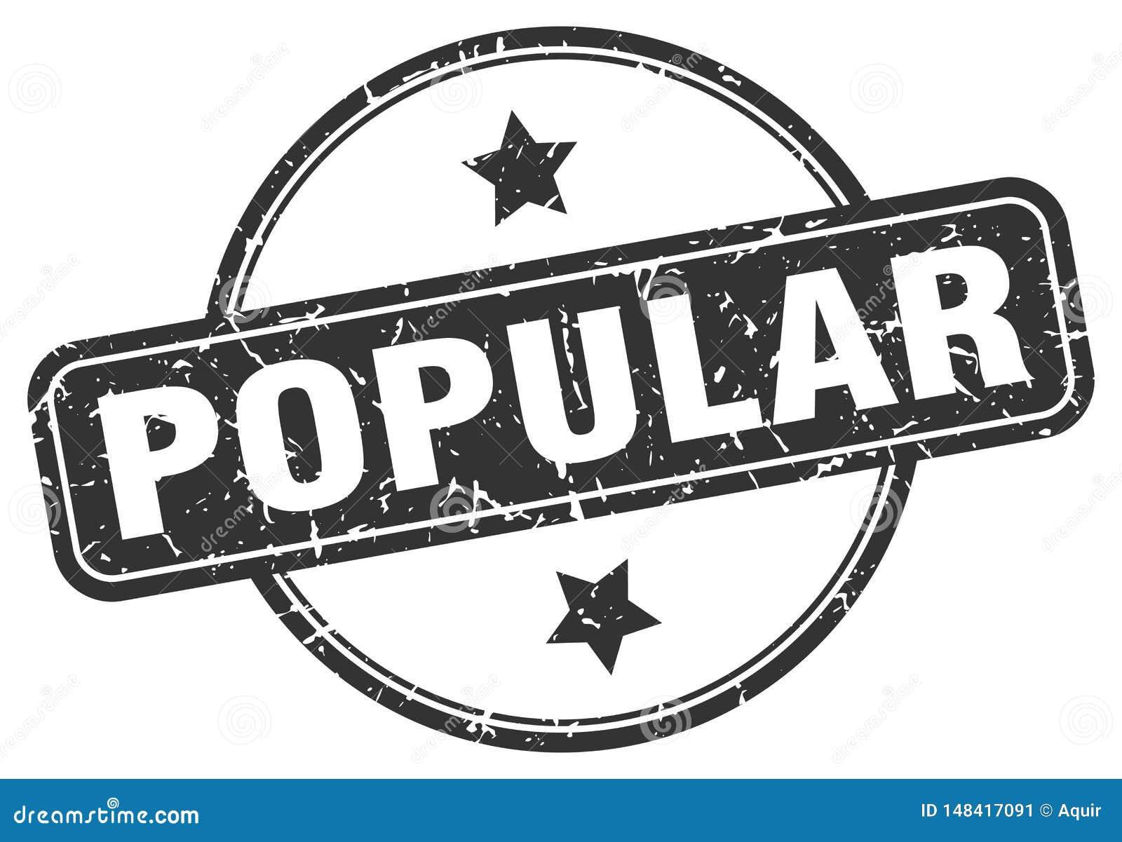 Sello popular