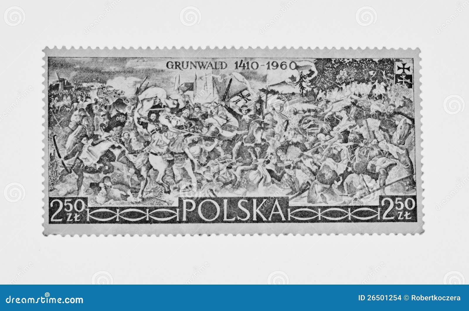 Selo de porte postal